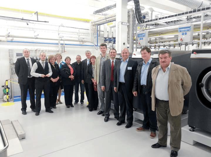 Zástupcovia z radov členov SPaČ spolu so Zástupcami firmyProfessional support z Brna